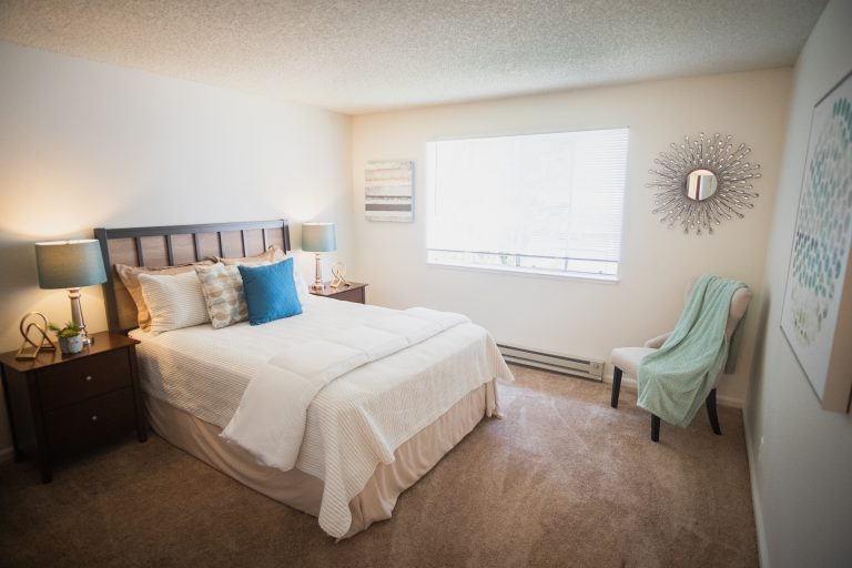 Wake up with the sun in our 1 bed 1 bath apartments!